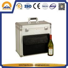 Nuevo estuche de aluminio para uso vino HEC-2006