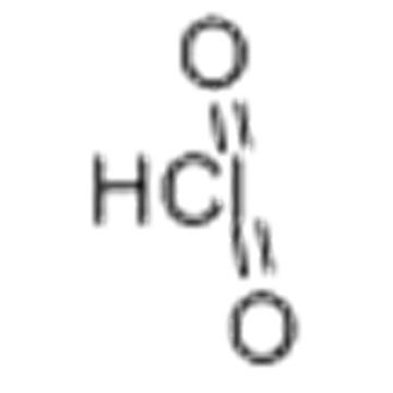 Dioxyde de chlore CAS 10049-04-4