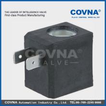 Bobina de retención de la bobina del solenoide del hilo de cobre de la clase H de 24V 10W