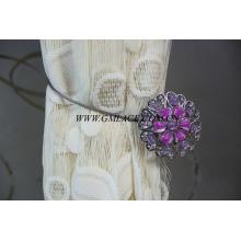China Wholesale New Design cortina decorativa clip magnético