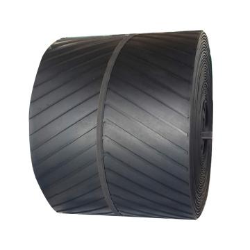 Patterned chevron 3 ply EP150 types conveyor belt