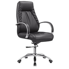 Hot Sale Middle Back Swivel Leather Meeting Office Computer Chair (HF-B1530)