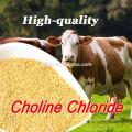 ISO de qualidade superior, cloreto de colina 50% 60%