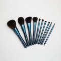 Morphe Pinsel Luxus Blue Glitter Comestics Pinsel Set