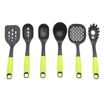 6pcs Nylon Kochutensilien Set