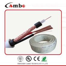 cctv cable RG59+siamese 2 core power