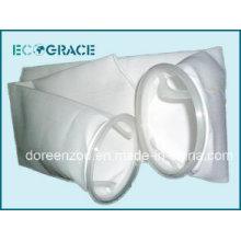 Filtro de água filtro de poliéster saco