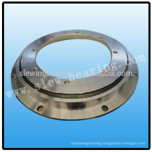 Construction Machines Turntable slewing ring light type WD Series ball bearings
