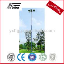high mast lighting stadium