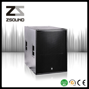 Zsound S118H PRO Livehouse Rock Subsonic Speaker