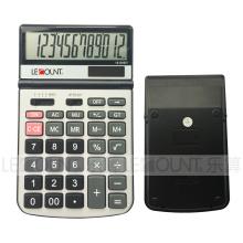 Medium Size 12 Digits Solar Power Office Desktop Calculator (CA1115C)