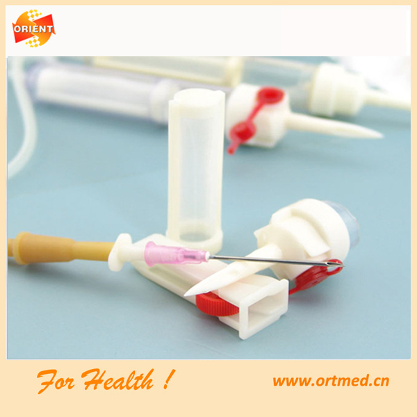 6pcs blood transfusion set