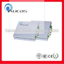 Promoción Pareja Convertidor de medios de red Ethernet 10/100 / 1000M