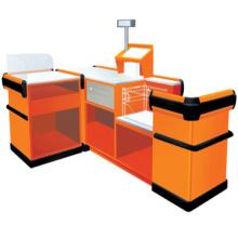Competitive price supermarket cash counter convenience store counter cash register