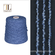 Consinee lyx 80% cashmere 20% nylon fancy boucle garn