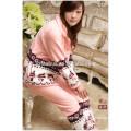 Coral Fleece homewear For Women coral fleece hotel bathrobes For Women