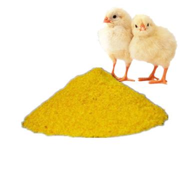 Pigmento Amarillo Feed Grade Feed Additive Powder