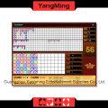 Reslut Display Casino Table (YM-EC01)