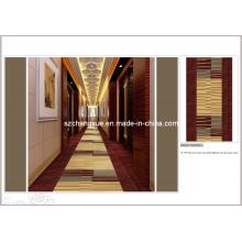 Hochwertige Maschine gemacht Nylon gedruckt Hotel Teppich