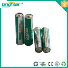 Bateria alcalina de bateria 1.5v lr03 aaa quente bateria seca