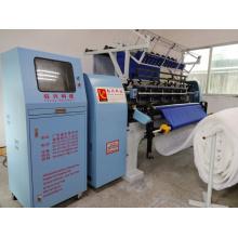 China Máquina de materia textil industrial para acolchar