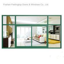 High Quality Multiple Aluminum Sliding Window (FT-W126)