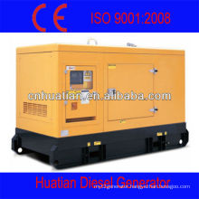 220 Volt Diesel Generator 50 Hz With or Without Silent Canopy