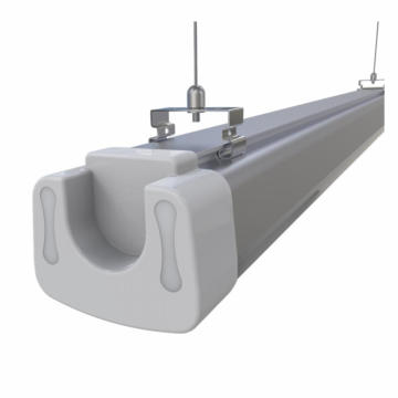 60W 1200MM IP65 T8 Tubo de luz LED de tres pruebas