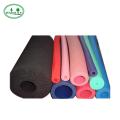 Manguera de pvc de tubo de aislamiento térmico elastomérico colorido