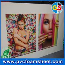 Tablero de espuma de PVC de 3 mm para imprimir