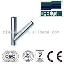 T-shirt sanitaire en Y en acier inoxydable (IFEC-ST100010)