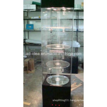 Popular Electronics Display Stand / Exhibition Stand with LED