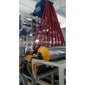 Mesin LLDPE Stretch Film