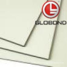 GLOBOND FR Fireproof Aluminium Composite Panel (PF-414 Milky White)