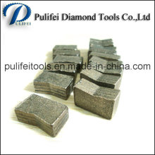 Abrasive Cutting Tools Diamond Segment Used on Diamond Cutter