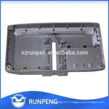 Couvercle métallique en aluminium haute précision OEM Casting