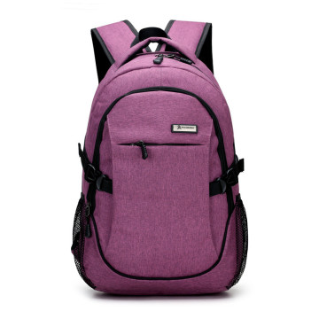 Sports Leisure Backpack School Bolsos para estudiantes