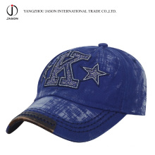 Gorra de béisbol lavada de algodón Gorra de deporte Gorra de golf de moda