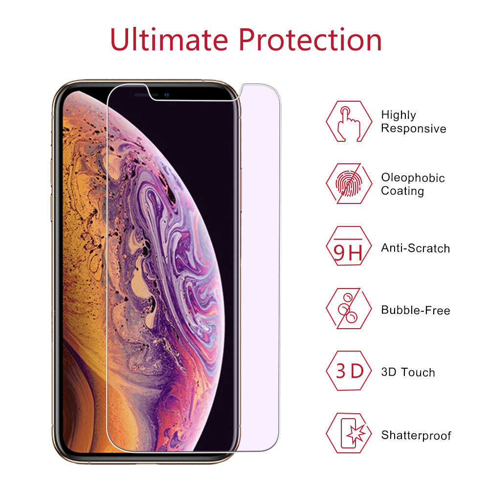 KANTOU Anti-Blue Light Protection لـ iPhone XS Max