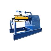 automatische material ppgi decoiler 5 tonnen 10 tonnen