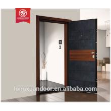 Italy door style armored wood steel door design security door for homes                                                                         Quality Choice