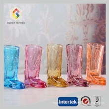 tir de 20ml incassable de haute qualité verre gobelets