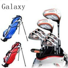 Haute qualité personnalisé jeu de Golf en alliage titane