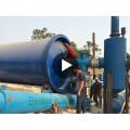 Producción de aceite de alto rendimiento económica pirólisis de plástico reciclaje de planta de combustible