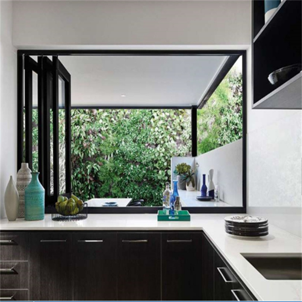 Double Glazed Folding Window