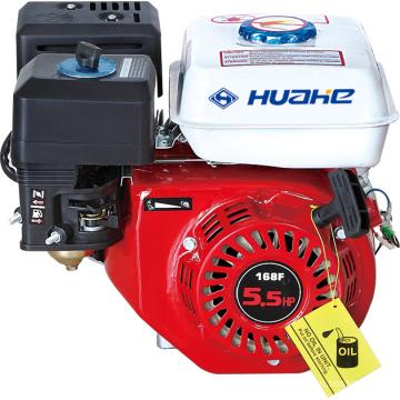 HH168, Бензиновый двигатель GX160, 4-тактный бензиновый двигатель (5,5 л.с.)