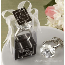 Hotel Decoration Crystal Diamond Napkin Ring