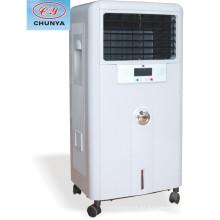 Enfriador de aire de refrigeración por evaporación portátil