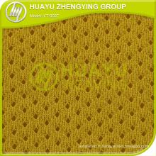 YT-0507 Tissu 100% polyester en tricot pour textile domestique