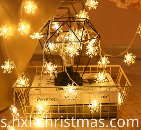 LED Christmas Decoration String Light